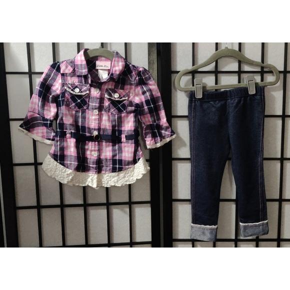 Little Lass Other - Little Lass 2-piece Outfit